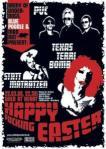 happy fucking easter 2008 im wild at heart, berlin: stattmatratzen, pvc & texas terri
