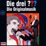 Die drei Fragezeichen #29: Die Originalmusik (1996)