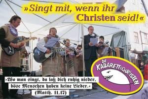 Die Kabarett(chr)isten