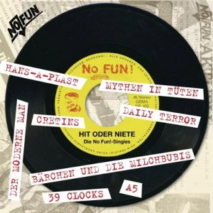 Various: Hit oder Niete - Die No Fun Singles (2008)