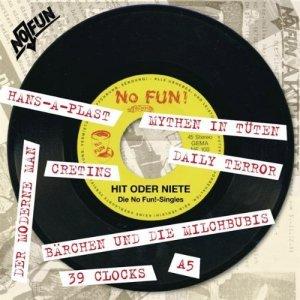 Various: Hit oder Niete - Die No Fun Singles (2008)