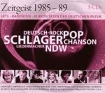 Various Artists: Zeitgeist 1985-89 (2008)