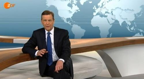Claus Kleber: Locker vom Tresen