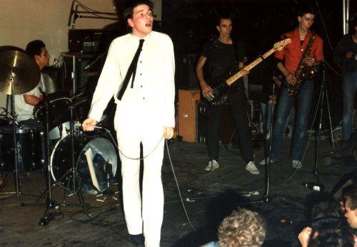 Fehlfarben live in Wien, 1980