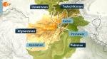 Verwirrende Afghanistan-Karte