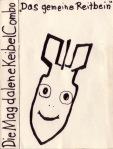Magdalene Keibe Combo: Das gemeine Reitbein (MC, 1988)