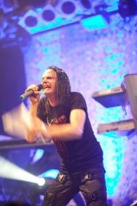 Oswald Henke live im K17 Berlin (2010)