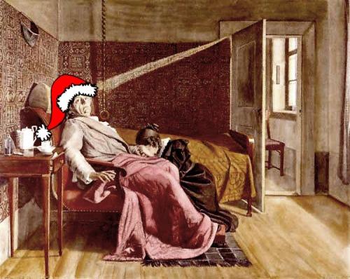 weimar, 24. dezember 1832