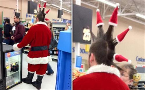 weihnachtsmützenmaximierung